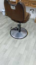 Cadeira barbeiro / Barbearia