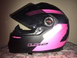 Vendo capacete usado LS2