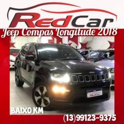 Jeep Compas 2018 long. Automático