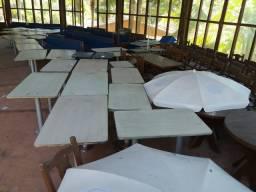 Mesas para lanchonete