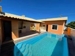 Título do anúncio: RI Casa 2 dormitórios à venda, por R$ 160.000 - Unamar - Cabo Frio/RJ