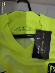 Camisa atlético de madrid 2021 tamanho G Nova