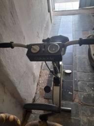 Bicicleta caloicicle ginástica
