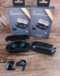 Fone de ouvido Wireless bluetooth Y30