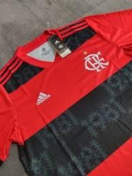 Camisa Flamengo GG 2021/22  Home