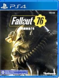 Jogo Ps4 Fallout 76