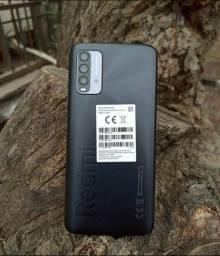 Redmi 9t 64gb preto!! Lacrados com garantia