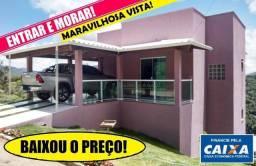 Casa com 3 dormitórios à venda, 147 m² por R$ 565.000,00 - Albuquerque - Teresópolis/RJ