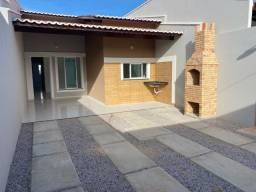 Casas Novas Prontas Pra Morar, Ancuri, 96m2, 3 Quartos, 2 Vagas, Churrasqueira e Chuveirão