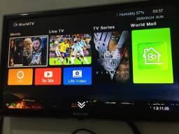 Receptor LG oxy trend sat CCE tv box 260 liberados ATT Abril 2021 ligar e usar configurado