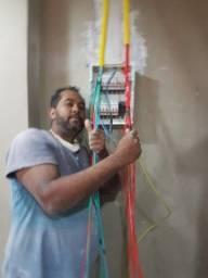 Eletricista predial e residencial Eduardo Moraes