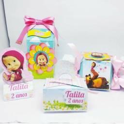 Kit personalizados para festas infantis