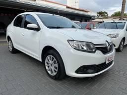 Renault Logan Exp 1.6 Sce . Carro ideal para família e Aplicativo