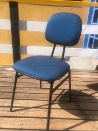 Cadeira de recepção