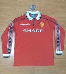 Camisa Umbro Manchester Untd 98/99