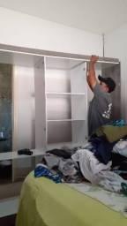 montador de móveis desmontagem