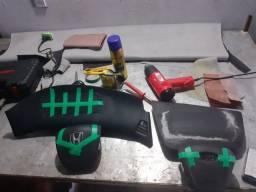 (Goiania go) Recup de painéis/ Luz de airbag acesa/ montagem de airbag