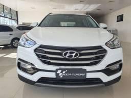 Hyundai Santa Fe/GLS 3.3 V6 4X4 Tiptronic 2016 Gasolina