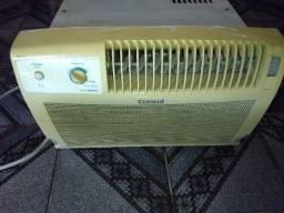 Ar condicionado Consul 7500 btus usado.