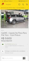 CAPOTA FIBRA FIAT TORO