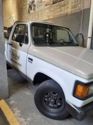 C10 1987 Custom Gasolina e Kit Gás