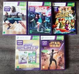 Jogos Kinect para Xbox 360