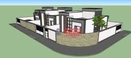 Casas lineares independentes com 02 quartos sendo 01 suíte (3 unidades) - Terra Firme - Ri