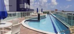 Apartamento à venda com 2 dormitórios em Intermares, Cabedelo cod:36697