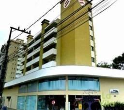 Apartamento com 1 dormitório para alugar, 41 m² por R$ 970,00/mês - Vila Nova - Blumenau/S
