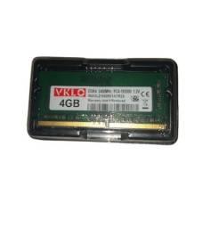 Memória Para Notebook Kingston 4gb Ddr4 2400mhz