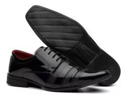 Oferta do Dia! Sapato Social Masculino Compre o seu hoje R$ 59.00. Tamanho 39