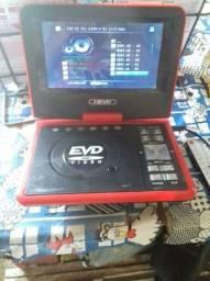Um DVD portatico