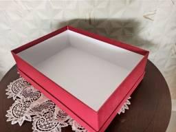 Caixas Box Vermelhas