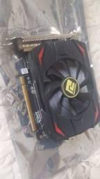 Placa de vídeo RX 550 4Gb