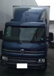VW Delivery Express 19/19 Baú Alumínio