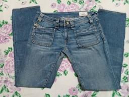 Calça Jeans Diesel Original Importada - Tamanho 29/30 (38/40)