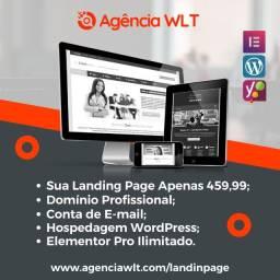 Título do anúncio: Criação de Landing Pages | Apenas 459,99