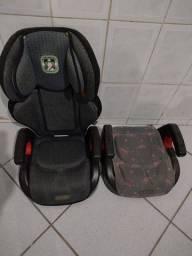 Cadeira com assento + 1 assento