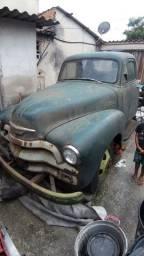 Caminhão Chevrolet Ano 1954 Boca Bagre