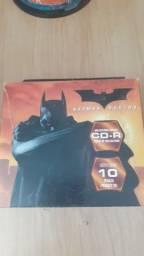 Cd Virgem coleção Batman