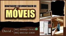 Montador de móveis Parnaíba