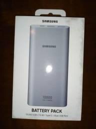 Carregador Portátil/Power Bank Samsung 10000mAh<br><br>