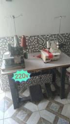 kit Galoneira Overlock semi-industrial