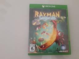 Jogo Rayman Legends