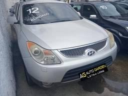 Hyundai Vera Cruz 2012 Gls Blindada n3a Awd 3.8 v6 aut/tip+t7lug+toplinha+revisado+nova!