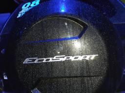 Ecosport preta, motor Duratec 2.0, Automática, R$23000,00