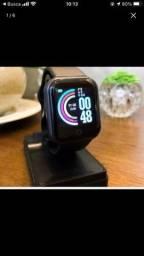 Relógio digital smart whatc novo ! D20