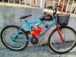 Bicicleta Motorizada 80cc - Motor 0 km -