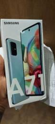 Samsung A71 NOVOS Lacrados Aceito Cartão até 12x