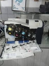 impressora laser hp3532 melhor para transfer